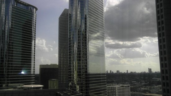 Hyatt Regency Houston: Downtown Houston - view from room