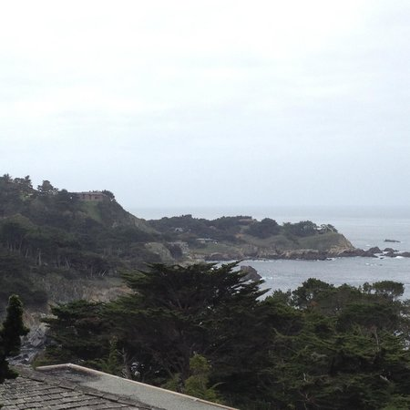 Hyatt Carmel Highlands: Room with a view