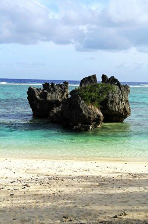 Le Manotel : les plages