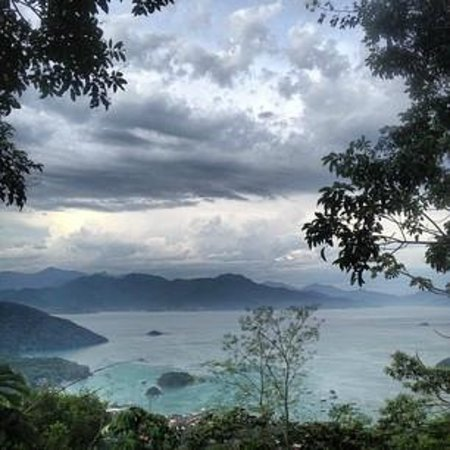 Pousada Tropicana : Dois Rios trail