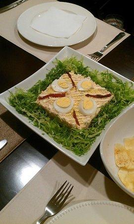 Restaurante La Farola: Ensaladilla rusa