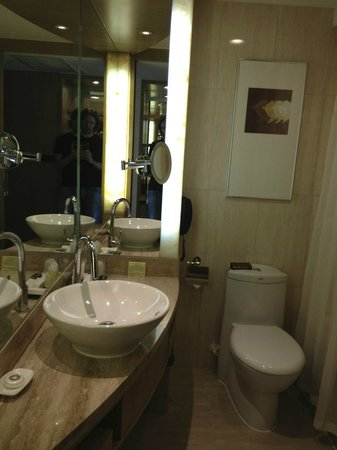Royal Park Hotel: Bad