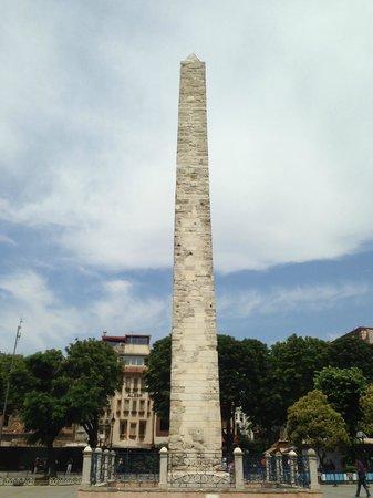 Historic Areas of Istanbul: Hippodrome