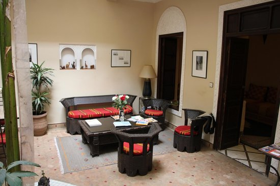 Marhbabikoum: Erdgeschoss