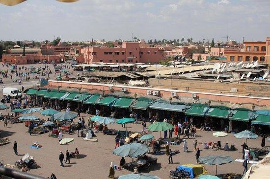 Marhbabikoum: Marrakesch