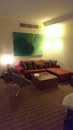 Traders Hotel, Qaryat Al Beri, Abu Dhabi: Executive suite