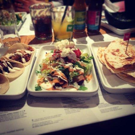 Wahaca Covent Garden: yum!