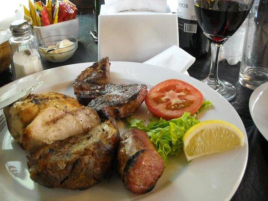 Candombe Resto Bar : Degustação Parilla