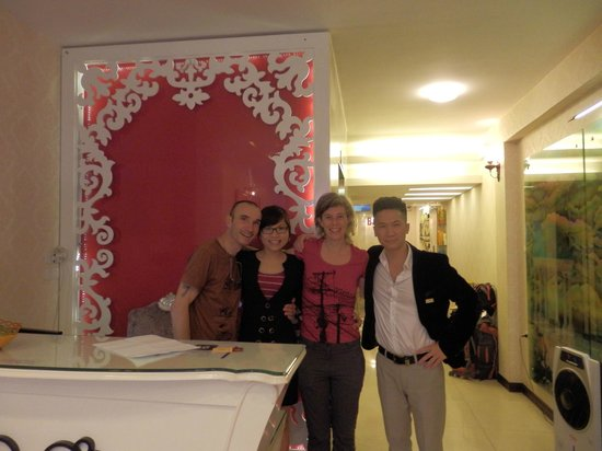 Splendid Star Boutique Hotel: une fabuleuse équipe