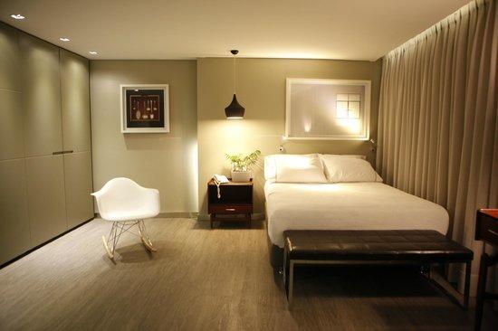 Grace Hotel: cocina habitacion