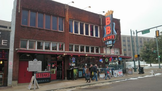 Beale Street: BB King Club