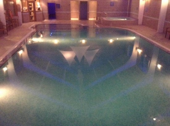 North Lakes Hotel & Spa: Amazing pool !!