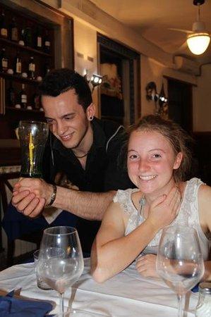 Sapori Venexiani: Great Waiters