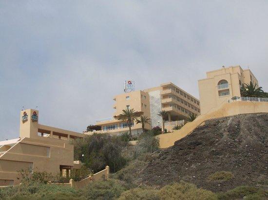 SBH Jandía Resort : oh! que c'est haut !!