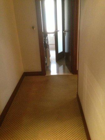 InterContinental Madrid: Hallway