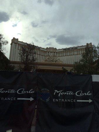 Monte Carlo Resort & Casino : Remodelacion