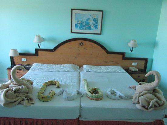 Allegro Palma Real: Кровать