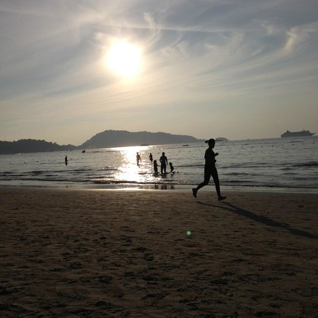 Ruen Buathong Boutique Guest House : Patong Beach