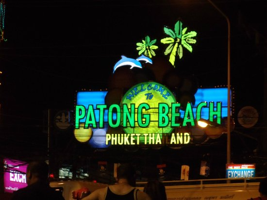 Ruen Buathong Boutique Guest House : Patong Beach Walking Street