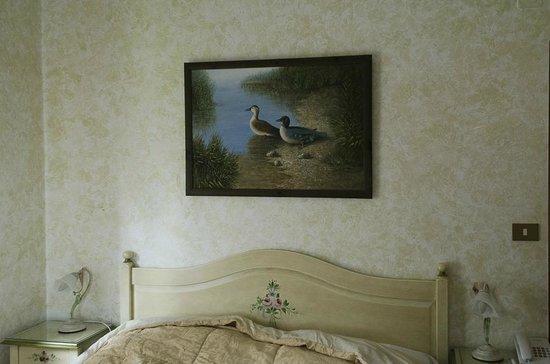 Villa Schiatti: Particolare della Camera 9