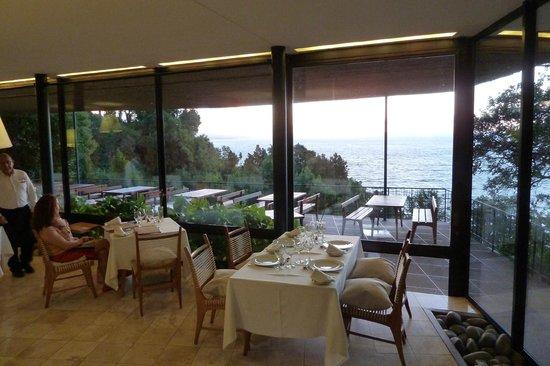 Hotel Antumalal: Speisesaal