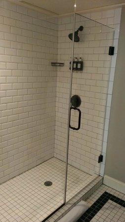 The Oliver Hotel: Shower