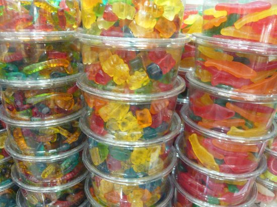Grand Central Market: Gummies galore
