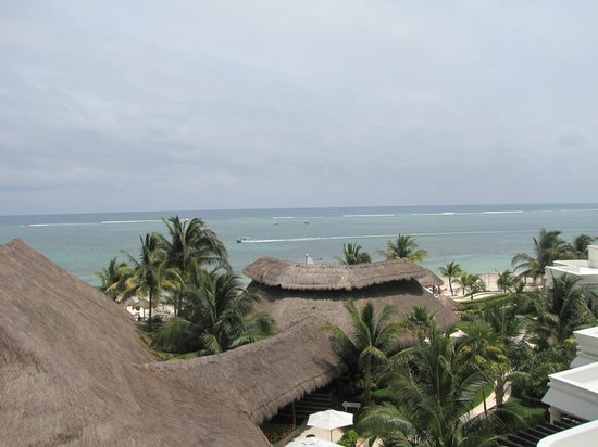Azul Beach Hotel : From top of the resort. The Sky wedding venue!