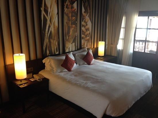 Meritus Pelangi Beach Resort & Spa, Langkawi: Zimmer