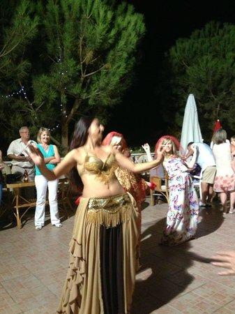 Leytur Hotel : Turkish Hen night!