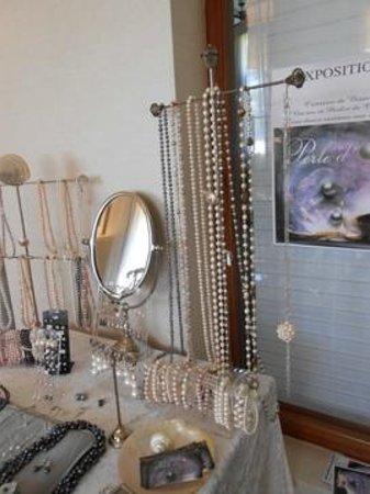 Villa Borghese : Der perles, trés interessantes expo.