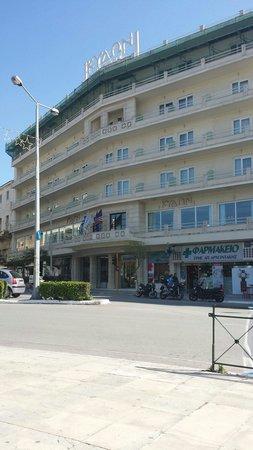 Kydon, The Heart City Hotel: Central