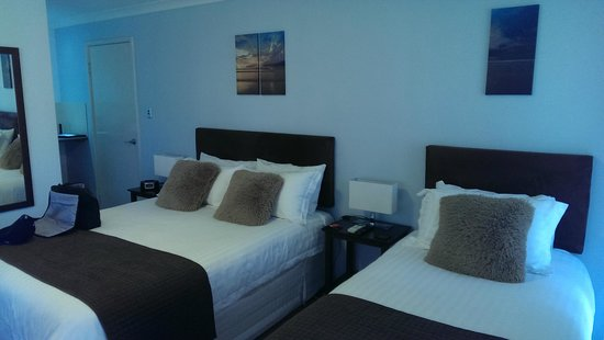 Baudins of Busselton: Room