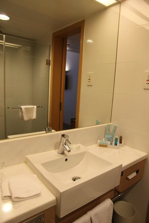 Novotel Century Hong Kong: bath room