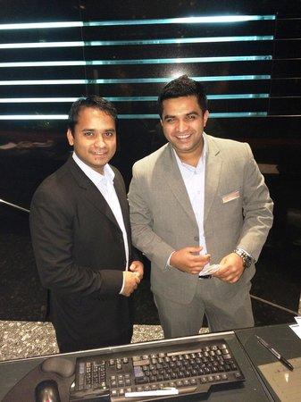 Hilton Dubai Creek: Hilton Staff - great job