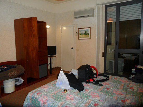 Hotel Columbus: 4 star bedroom