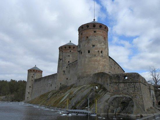 Castillo de Olavinlinna: Крепость Олавинлинна