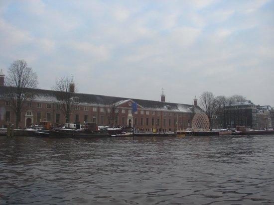 Hermitage Amsterdam : Hermitage (Fachada)