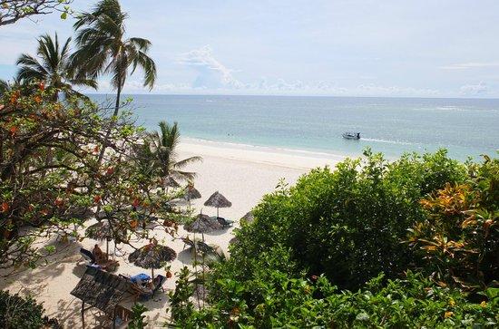 Leisure Lodge Beach and Golf Resort: widok z tarasu restauracji
