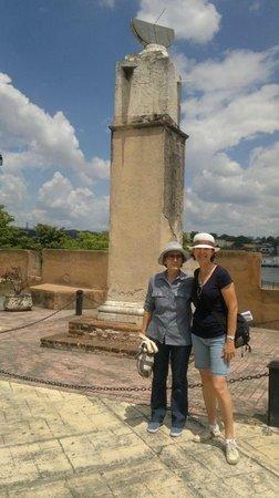 Santo Domingo City Tour: Visita ao Relogio do Sol