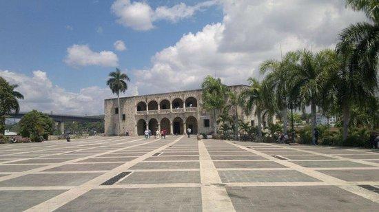 Santo Domingo City Tour: Castelo de Diego Colombo