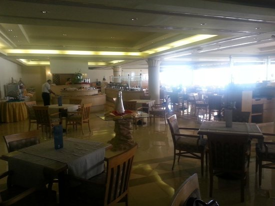 ACHTI Resort Luxor: Restaurant