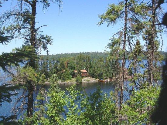Loch Island Lodge : Loch Island