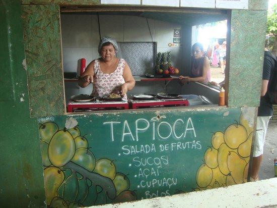 Centro Historico : Tapioca