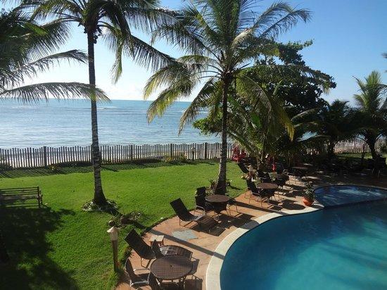 Enseada dos Corais Praia Hotel: Vista do quarto 219