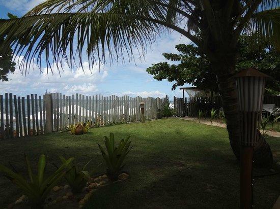 Enseada dos Corais Praia Hotel: Area da piscina
