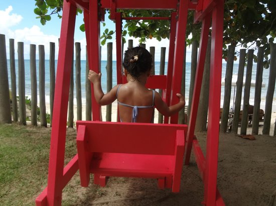 Enseada dos Corais Praia Hotel: Parquinho infantil