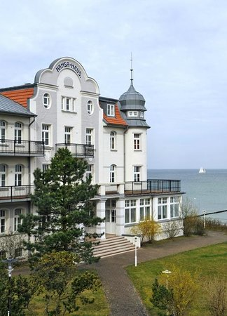 Hotel Hansa-haus: Direkt an der Ostsee