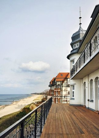 Hotel Hansa-haus: Balkon