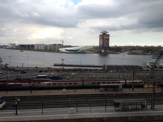 Ibis Amsterdam Centre : view from the room